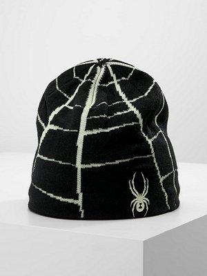Mössor - Spyder WEB Mössa black/glow