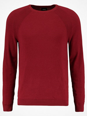 Burton Menswear London CREW Stickad tröja red