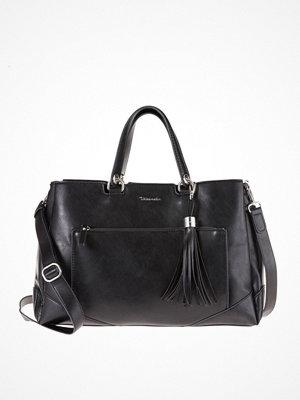 Tamaris MELANIE BUSINESS BAG Handväska black