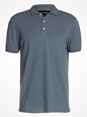 Lyle & Scott Piké mist blue