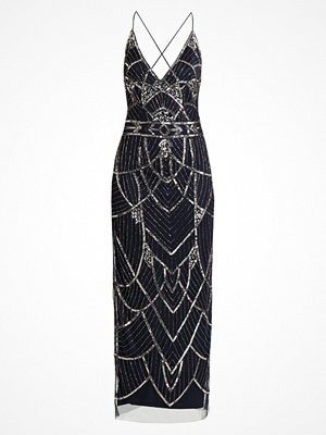 Lace & Beads MAGGIE  Festklänning navy