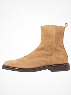 Boots & kängor - Zign Stövletter sand