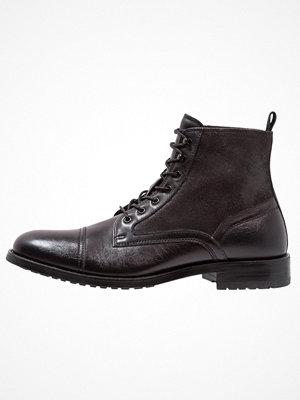 Boots & kängor - Aldo PIEDE Snörstövletter black