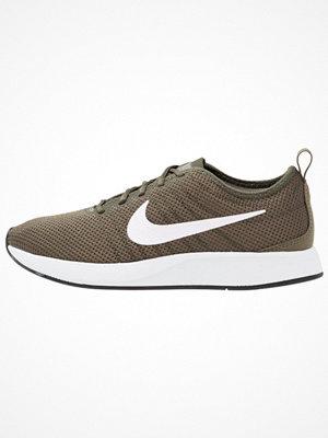 Nike Sportswear DUALTONE RACER Sneakers cargo khaki/med olive/sequoia/white/black