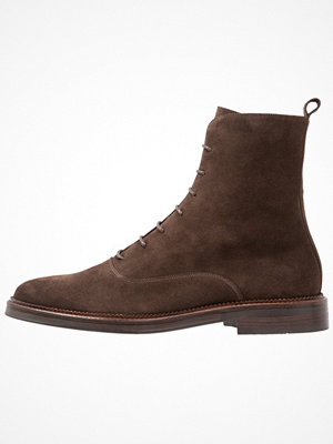 Boots & kängor - Zign Snörstövletter brown