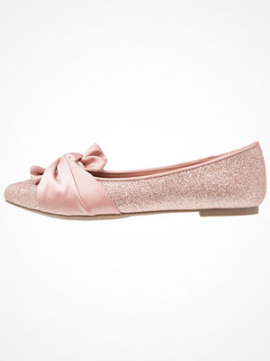 Ballerinaskor - Anna Field Ballerinas rose gold