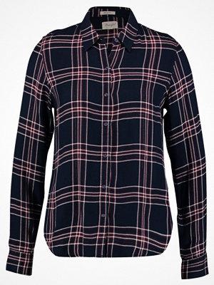 Wrangler CHECK  Skjorta dark blue