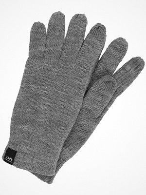 Handskar & vantar - Jack & Jones JACDNA GLOVES Fingervantar grey melange