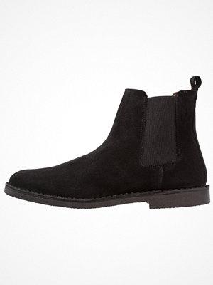 Boots & kängor - Selected Homme SHHROYCE CHELSEA BOOT Stövletter black