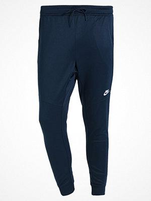 Nike Sportswear TRIBUTE Träningsbyxor armory navy/white