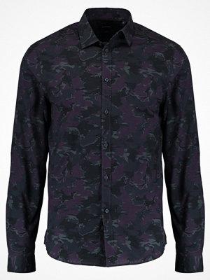 Skjortor - Calvin Klein GALEN WATER CAMO Skjorta purple