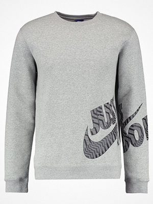Nike Sportswear Sweatshirt dark grey heather/black
