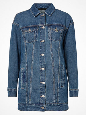 Vero Moda Jeansjacka medium blue denim
