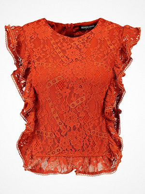 Fashion Union SAND Blus rust