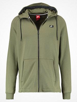 Street & luvtröjor - Nike Sportswear MODERN FULL ZIP HOODIE FRENCH TERRY Sweatshirt multicolor