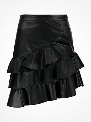 Vero Moda VMAMANDA BUTTER  Alinjekjol black