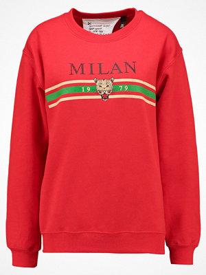 Topshop MILAN Sweatshirt red