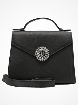 Handväskor - New Look BELLA BROOCH Handväska black