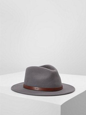 Hattar - Brixton MESSER FEDORA Hatt light grey/brown