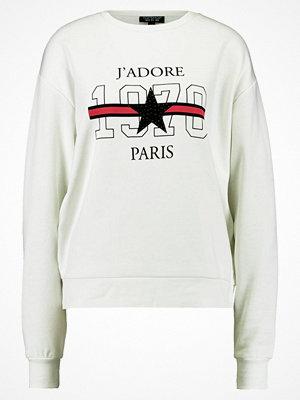 Topshop JADORE Sweatshirt cream