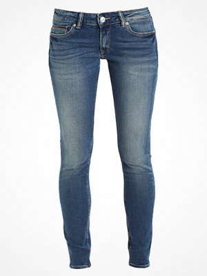 Tommy Jeans LOW RISE SOPHIE Jeans Skinny Fit royal blue stretch