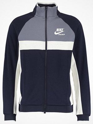 Sportjackor - Nike Sportswear ARCHIVE Träningsjacka obsidian/armory blue/sail
