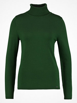 More & More Stickad tröja bright green