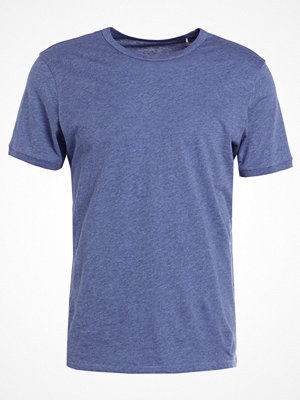 Outerknown LATITUDE Tshirt bas mottled blue