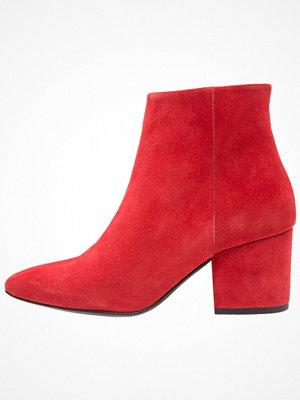 Vero Moda VMASTRID Ankelboots pompeian red