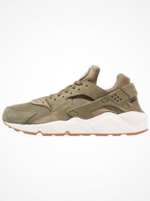 Nike Sportswear AIR HUARACHE Sneakers medium olive/sail/medium brown