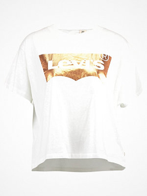 Levi's® GRAPHIC TEE Tshirt med tryck copper/white