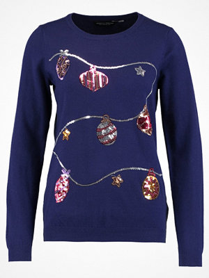 Tröjor - Dorothy Perkins SEQUIN BAUBLE JUMPER Stickad tröja purple