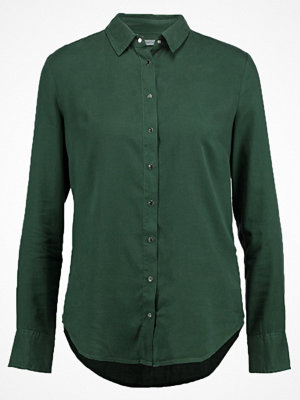Calvin Klein Jeans REGULAR SHIRT TENCEL  Skjorta trekking green