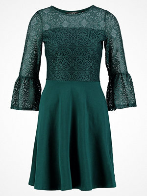 Dorothy Perkins FLUTE SLEEVE DRESS Sommarklänning green
