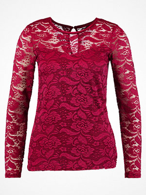 Dorothy Perkins BOW BACK Blus red