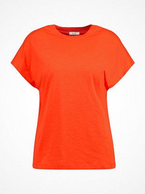 KIOMI HIGH NECK FEBRUARY Tshirt bas orange