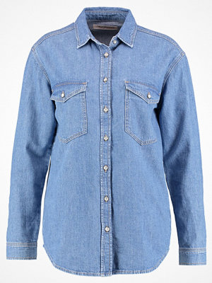 Mavi MEG Skjorta light frill denim