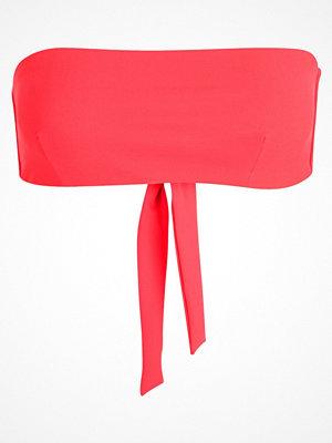Filippa K BANDEAU  Bikiniöverdel scarlet red