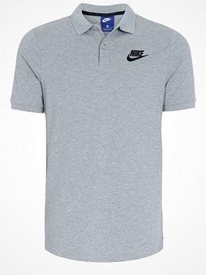 Pikétröjor - Nike Sportswear MATCHUP Piké grey