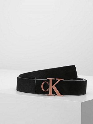 Bälten & skärp - Calvin Klein Jeans REISSUE BELT Skärp black