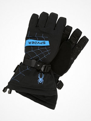 Handskar & vantar - Spyder OVERWEB Fingervantar black/french blue