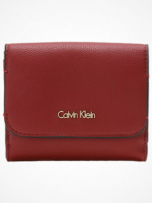 Calvin Klein METROPOLITAN MEDIUM  Plånbok red