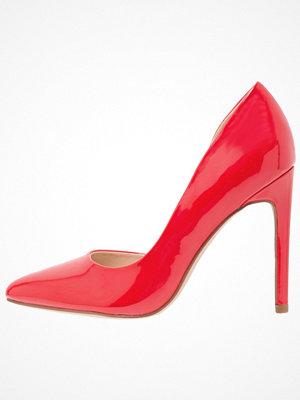Even&Odd Klassiska pumps red