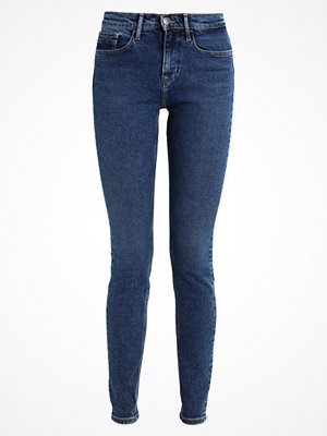 Calvin Klein Jeans HIGH RISE SKINNY Jeans Skinny Fit blue denim