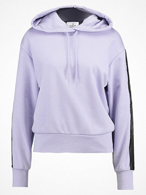 Cheap Monday RUSH HOOD BRUSH STROKES  Luvtröja dust lilac