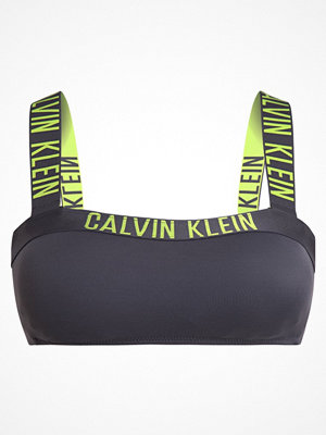 Calvin Klein Swimwear BANDEAU Bikiniöverdel forged iron