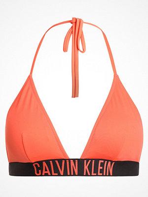 Calvin Klein Swimwear TRIANGLE Bikiniöverdel hot coral