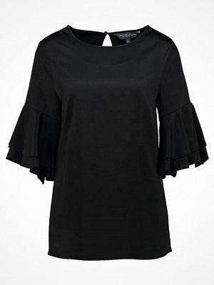 Dorothy Perkins Tall RUFFLE Blus black