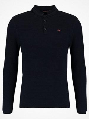 Napapijri DANL Stickad tröja blu marine