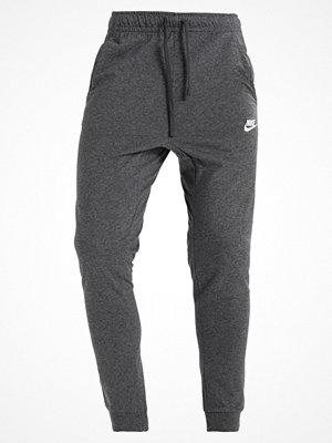 Nike Sportswear CLUB Träningsbyxor charcoal heather/white